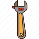 tools, work, wrench icon