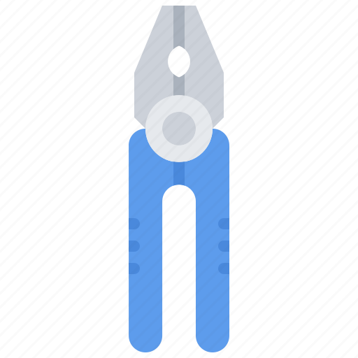 Builder, building, pliers, repair, tool, tools icon - Download on Iconfinder