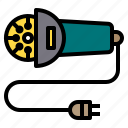 construction, equipment, grinder, tool, tools icon