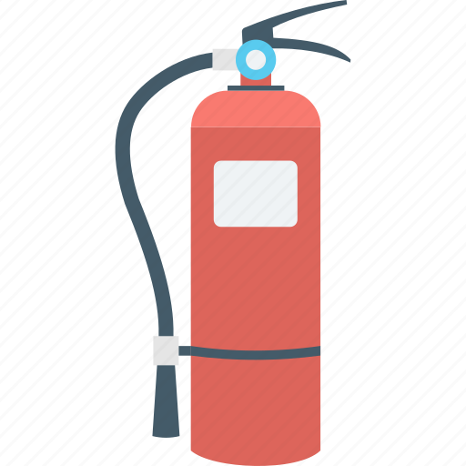 fire extinguisher, fire extinguisher sign, fire protection device, fire safety, foam fire extinguisher icon