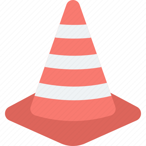 construction cone, road sign, traffic cone, under construction, warning cone icon