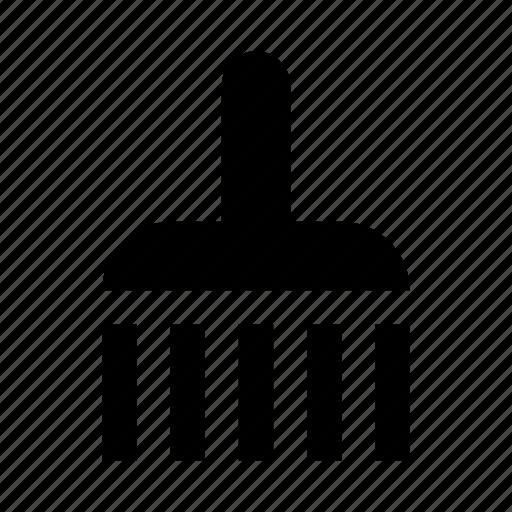 broom, brush icon