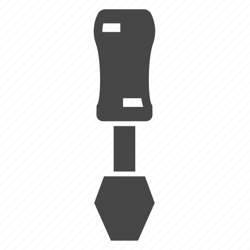 screwdriver, tool, tools icon
