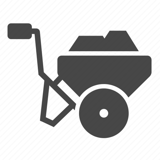 construction, construction tool, tool, wheelbarrow icon