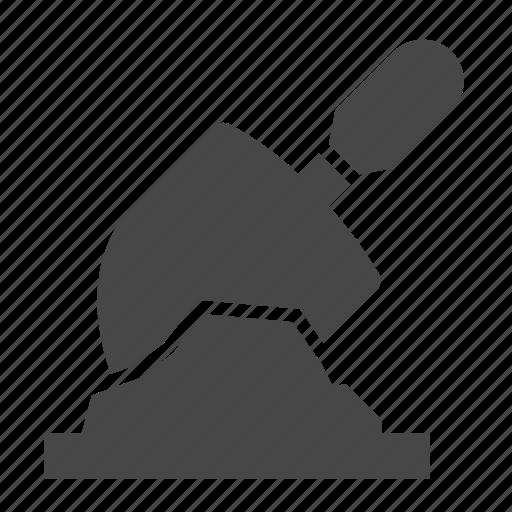 digging, shovel, spade icon
