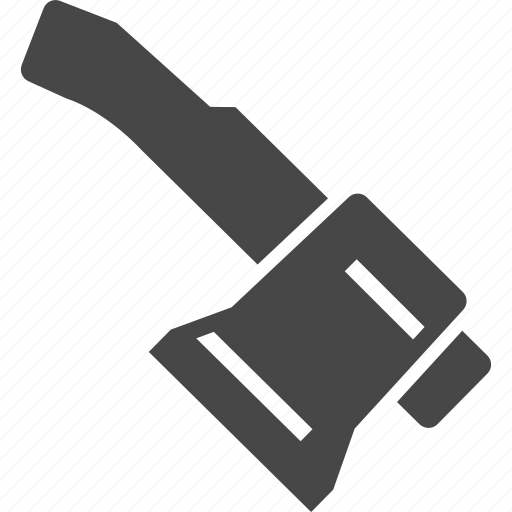 ax, axe, cleaver, cut icon