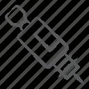 dig machine, drill, drill machine, drilling, power drill icon