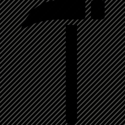 ballpeen, construction, hammer, tool icon