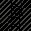 brick, construction, masonry, material icon