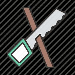 blade, circular, construction, saw, tool icon