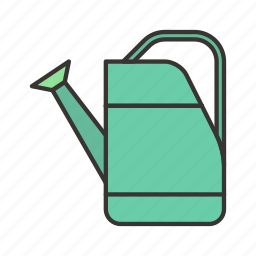 can, equipment, farm, garden, lake, plant, water icon