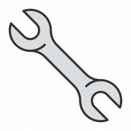 construction, equipment, repair, screw, tool, tools, wrench icon