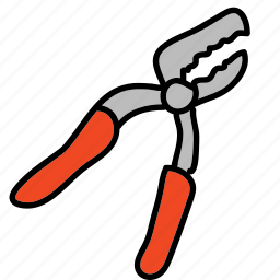 building, construction, nails, screw, tools icon