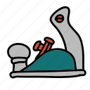 building, construction, tools, toolbelt icon