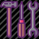 machinery, tools, repair, construction