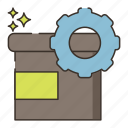 material, management, box, storage