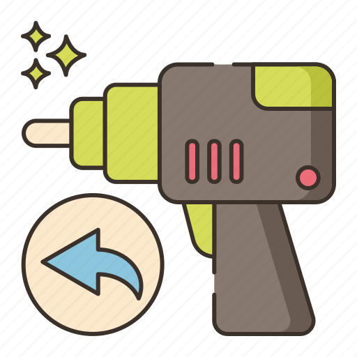 Refurbished, tools, drill, construction icon - Download on Iconfinder