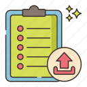 upload, plans, document