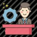 vendor, management, business, finance