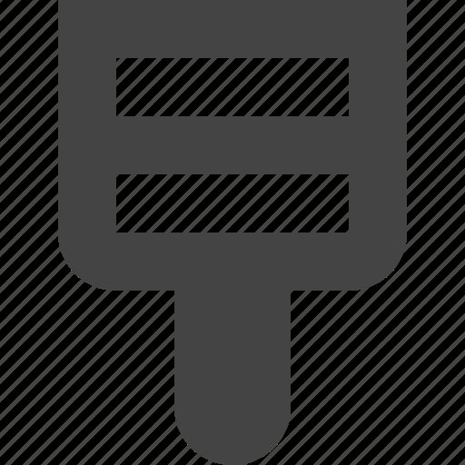 brush, tool, utility icon