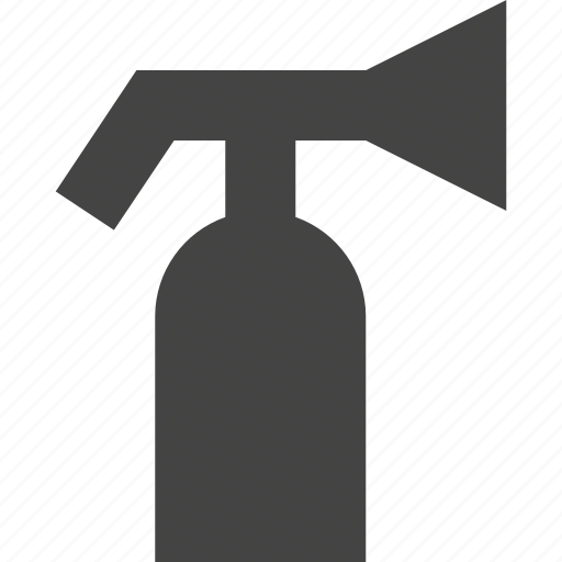 extinguishers, tool, utility icon