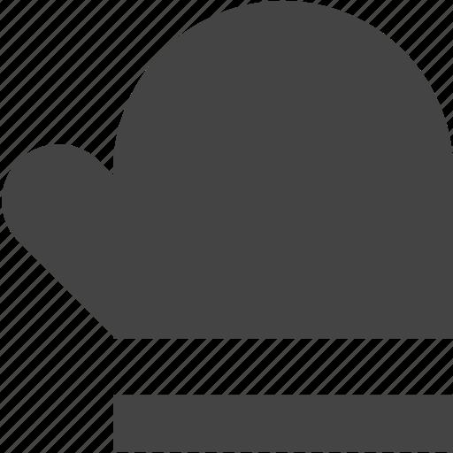 glove, tool, utility icon