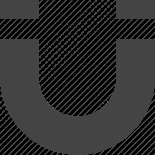 magnet, tool, utility icon