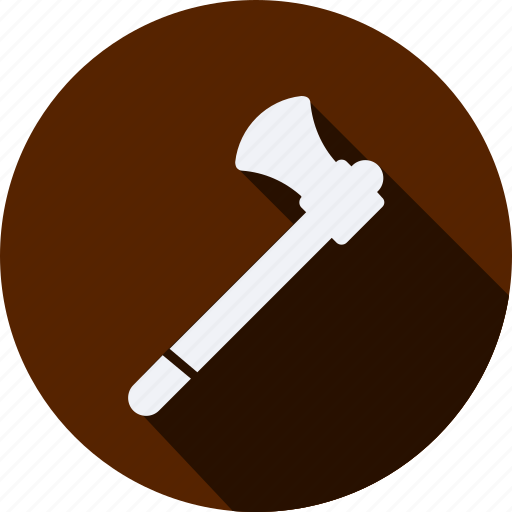 axe, construction, tool, utensils icon