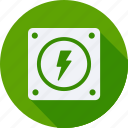 construction, electricity, tool, utensils icon