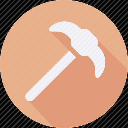 construction, pick, tool, utensils icon