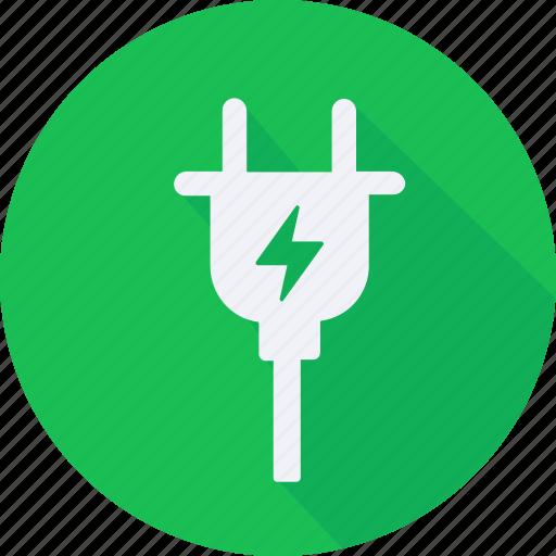 construction, plug, tool, utensils icon