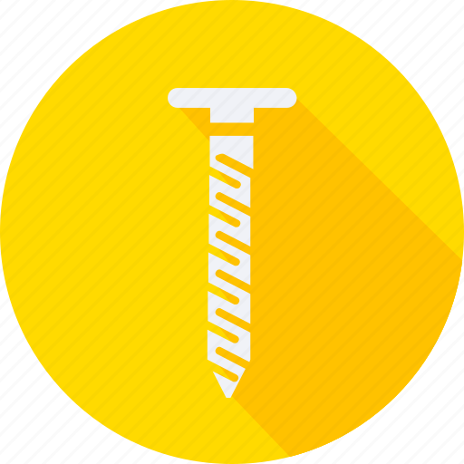 construction, screws, tool, utensils icon