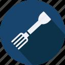 construction, rake, tool, utensils icon