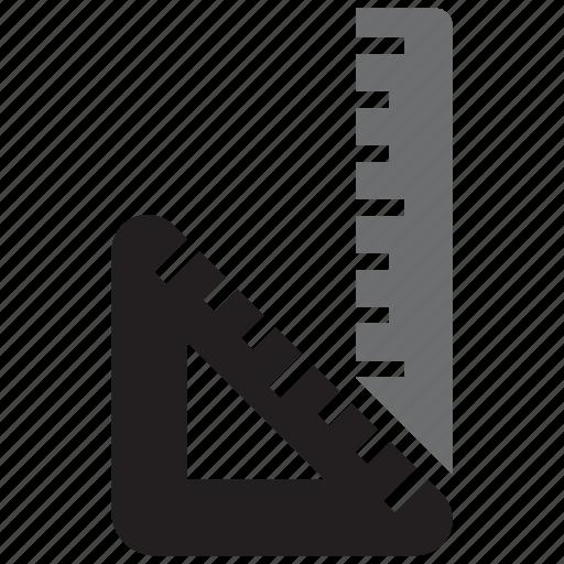 design, equipment, measure, ruler, tool, tools icon