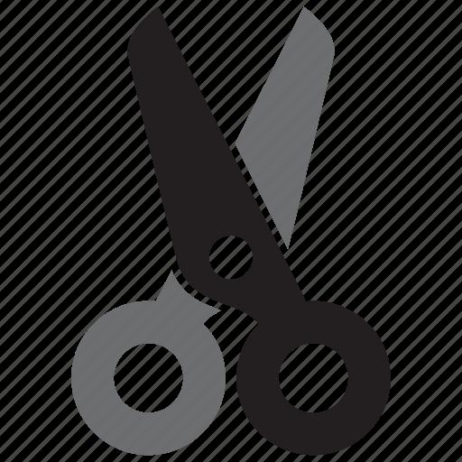 cut, equipment, scissor, scissors, tool, tools icon