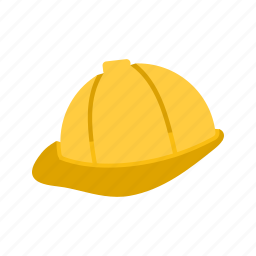 cap, cover, hat, head, work, worker icon