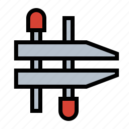 clamp, pipe, tools icon