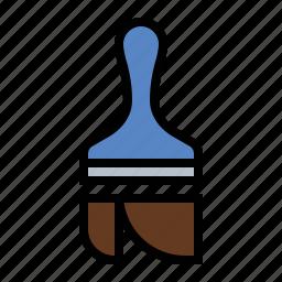paintbrush, tools icon