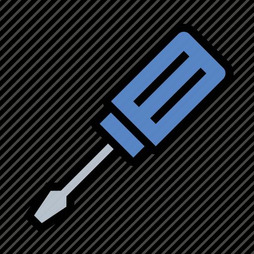 screw, screwdriver, tools icon