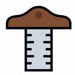 drafting, square, tee, tools icon