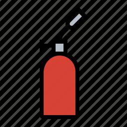 propane, tools, torch icon