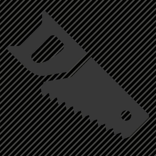 hacksaw, raw, saw, simple, tool, tools icon