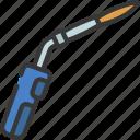 blow, torch, diy, tool, fire