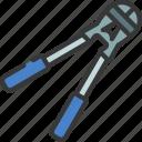 bolt, cutters, diy, tool, cutting