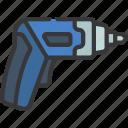 cordless, screwdriver, diy, tool, drill