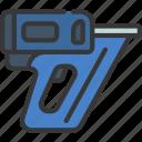 nail, gun, diy, power, tool