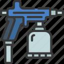paint, sprayer, gun, diy, tool