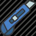 stanley, knife, diy, tool, blade