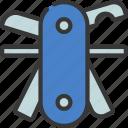 swiss, knife, diy, tool, multi