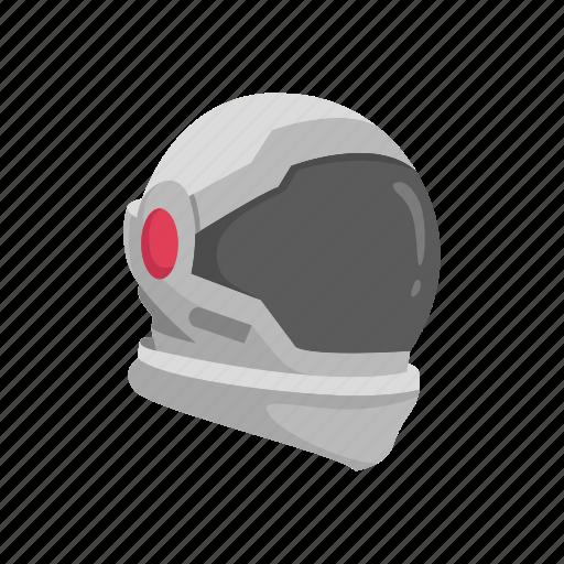 Astronaut, cosmonaut, helmet, oxygen helmet, rocket ...